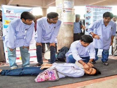 پاکستان میں مرگی کے مریضوں کی تعداد20لاکھ سے تجاوز کرگئی