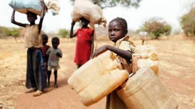 جنوبی سوڈان میں 50 لاکھ افراد قحط کے خطرے سے دوچار