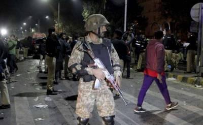 پنجاب حکومت نے لاہور دھماکے میں جاں بحق افراد کی مالی امداد کا اعلان کردیا