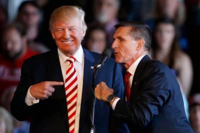 ٹرمپ اپنے مشیر اور روسی حکام کے درمیان ہونے والے رابطوں سے آگاہ تھے