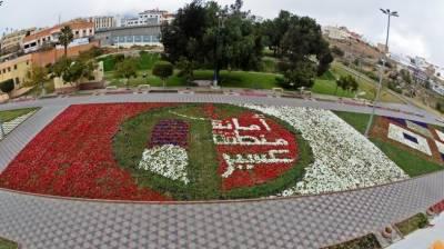 سعودی عرب سیاحتی دارالحکومت میں 8 لاکھ پھولوں سے سجاوٹ