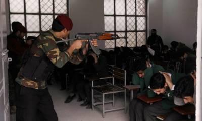 دہشت گردی کا خدشہ,سیکیورٹی اداروں نے پنجاب بھر میں ریڈ الرٹ جاری کردیا