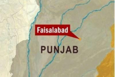 فیصل آباد: مخالفین کی فائرنگ سے 2 افراد جاں بحق
