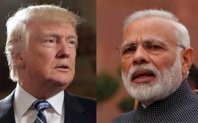 تاریخ میں پہلی دفعہ امریکی کانگریس کا 27رکنی وفد بھارت پہنچے گا