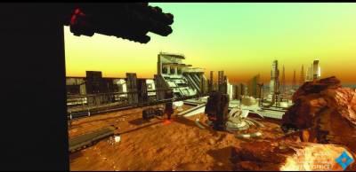 یو اے ای ایک صدی بعد مریخ پر انسانی شہر آباد کرے گا