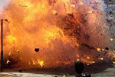 بلوچستان میں آرمی کے قافلے پر دھماکہ،3فوجی شہید2 زخمی