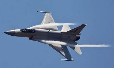 پاک فضائیہ میں مزید جے ایف 17 تھنڈر طیارے شامل