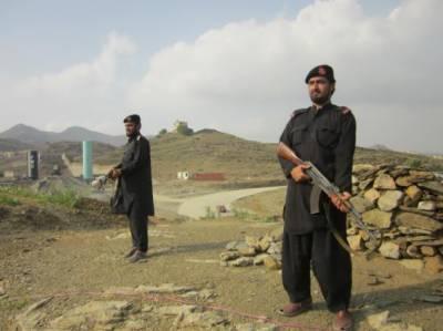 خیبر ایجنسی: سرحدی چوکی پر حملہ، 2 اہلکار زخمی، 4 دہشت گرد ہلاک