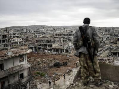شام ، جنگجوﺅں نے 150 باغیوں کو موت کے گھاٹ اتار دیا