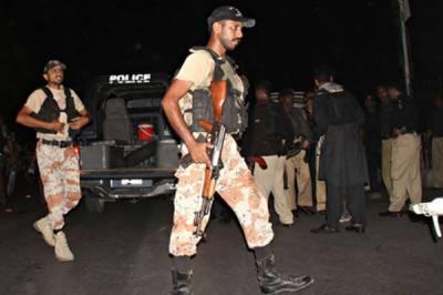 ملک بھر میں دہشت گردوں کے گرد گھیرا تنگ، 35 سے زائد دہشتگرد ہلاک