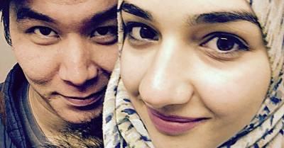 شام کے میدان جنگ سے سویڈن کی ہواوں میں پروان چڑھنے والی محبت کی کہانی