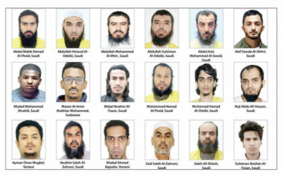 سعودی حکومت نے بھرپور جدوجہد کے بعد داعش کے دہشت گردوں کو پکڑا