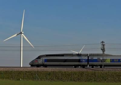 ہالینڈ میں برقی ٹرینوں کیلئے ہوا سے بننے والی بجلی کا استعمال