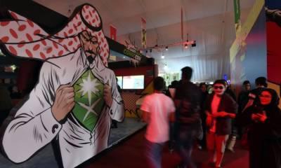 سعودی عرب میں پہلی بار کامک کنونشن کا انعقاد، سینکڑوں افراد کی شرکت