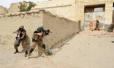 پاک فوج کا کومبنگ آپریشن، 100 سے زائد دہشتگرد ہلاک ، آئی ایس پی آر