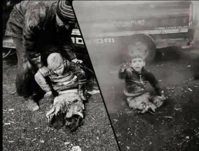 شام: آٹھ سالہ عبد الباسط کی پُکار پھر انسانیت کے ضمیر پر دستک دینے لگی