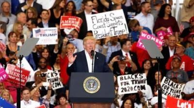 امریکی میڈیا جعلی خبریں چلا رہا ہے، ٹرمپ