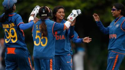 ویمن ورلڈ کپ کوالیفائر، بھارت نے پاکستان کو شکست دیدی