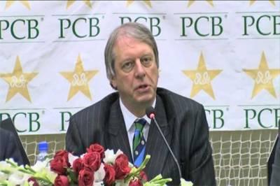 جائلز کلارک نے پی ایس ایل کافائنل لاہور میں کرانے کی حمایت کر دی