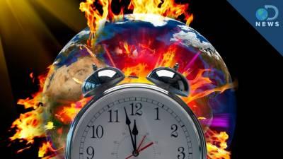 قیامت کی نشاندہی کرنے والی گھڑی سامنے آگئی