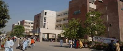 لاہور: جناح اسپتال میں پولیس اور ریسکیو ٹیموں کی تربیتی مشقیں، مریض خوف زدہ