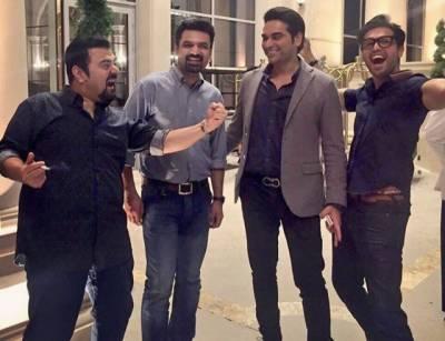 """فلم """"جوانی پھر نہیں آنی2 """" میں حمزہ علی عباسی کی جگہ معروف میزبان اداکاری کرینگے"""