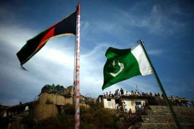 پاکستان اور افغانستان کے درمیان کشیدگی ختم کرنے پر اتفاق