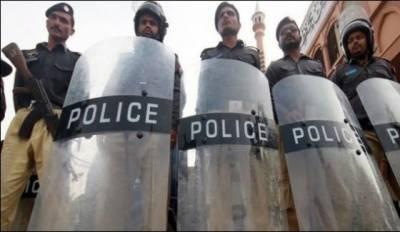 پشاور میں سیکیورٹی خدشات کے باعث دفعہ 144 نافذ