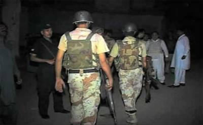 کراچی میں رینجرز کے ہاتھوں مارے جانے والے7دہشتگردوں کی شناخت ہو گئی