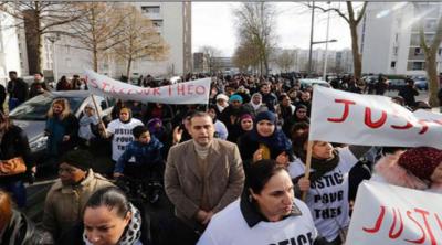 فرانس میں احتجاج کرنے والوں نے پاکستانی انداز اپنا لیا ہے