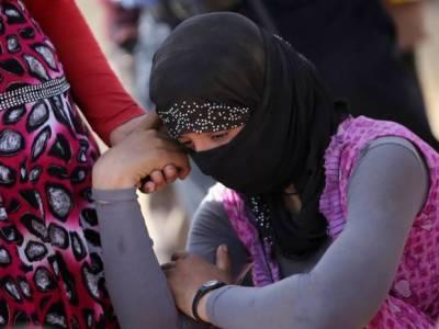 داعش خواتین پر جنسی حملوں میں بھی ملوث ہے: ہیومن رائٹس واچ
