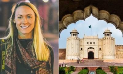 امریکی ریکارڈ یافتہ خاتون نے پاکستان کو بہترین قرار دیدیا!!