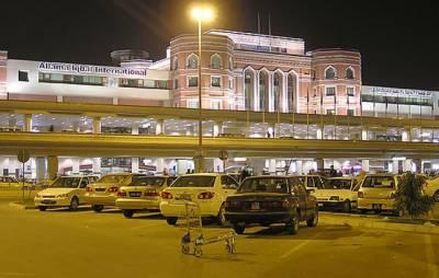 لاہور ائرپورٹ پر خواتین کو ہراساں کرنے والا شخص گرفتار