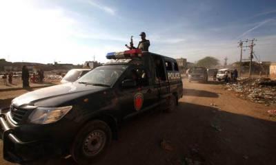 کراچی: کالعدم تنظیم کے امیر گل زمان سمیت 8 دہشت گرد مارے گئے