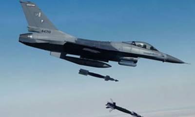 پاک فضائیہ کی خیبر ایجنسی کے علاقہ راجگال میں بمباری، متعدد دہشتگرد ہلاک