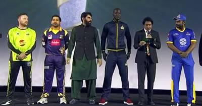 پاکستان سپر لیگ فائنل کیلئے آج ہونیوالی ڈرافٹنگ منسوخ