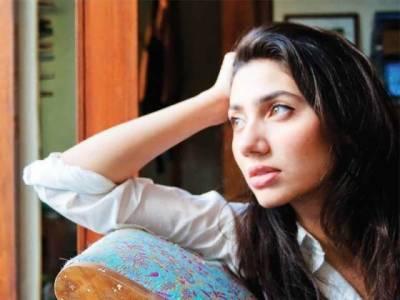 اداکارہ ماہرہ خان کی پہلی فلم نے بھارت میں کھڑکی توڑ بزنس کیا لیکن اس کے باوجود اداکارہ افسردہ ہیں