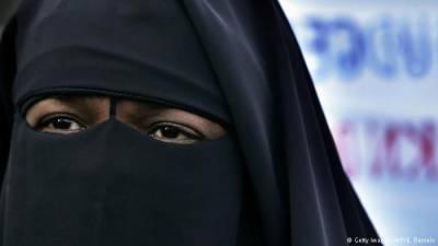 جرمنی میں خواتین کا نقاب قومی سلامتی کیلئے خطرہ قرار