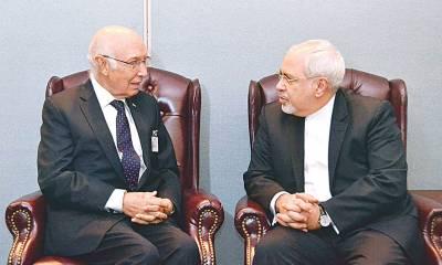 پاکستان اور ایران کا سرحدی سیکورٹی کمیشن کا اجلاس جلد بلانے پر اتفاق