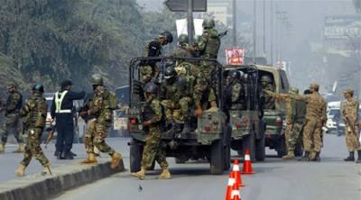 ملک دشمنوں کے خلاف سکیورٹی اداروں کا گھیرا تنگ،شہر شہر آپریشن