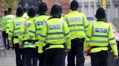 لندن کی سڑکوں پر بدامنی میں اضافہ