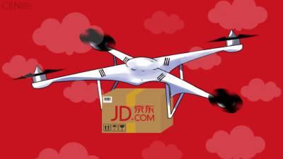چینی ادارہ دنیا کا پہلا ڈرون ڈیلیوی نیٹ ورک بنائے گا