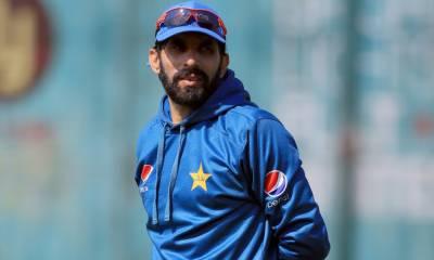 لاہور میں فائنل پاکستان کرکٹ کے لیے مثبت قدم ہے،مصباح الحق
