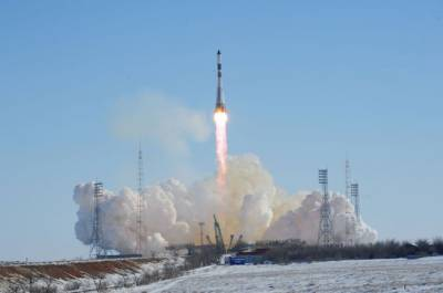 روس کا مال بردار خلائی جہاز خلا میں بھیجنے کا تجربہ کامیاب