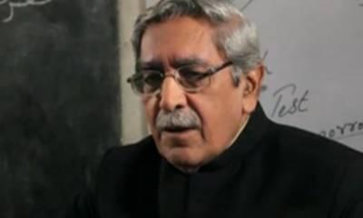 پاکستان کے سینئر اداکار فاروق ضمیر انتقال کر گئے