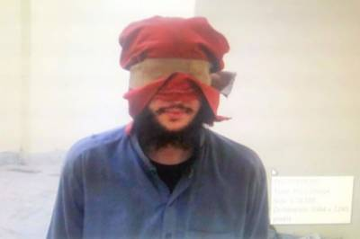 سی ٹی ڈی کی پشاور میں کارروائی، کالعدم تنظیم کا دہشتگرد گرفتار