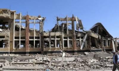 یمن میں فوجی اڈے پر خودکش دھماکا، 8 افراد ہلاک،3 زخمی