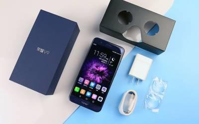 """ہواوے کا نیا سمارٹ فون """"آنر وی نائن """" جدید ترین فیچرز کیساتھ متعارف"""