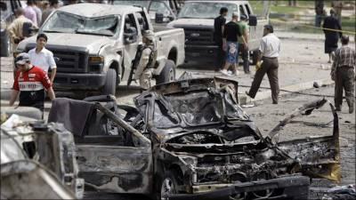 شام میں خود کش کار بم دھماکے، 61 افراد جاں بحق