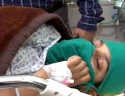 اسلام آباد: مری سے تعلق رکھنے والی 13سالہ بچی کاکامیاب آپریشن، لڑکابن گیا